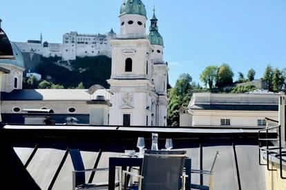 Moderes und exklusives Leben im Herzen der Salzburger Altstadt