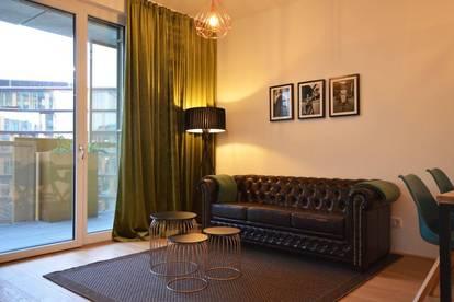 Hochwertiges Apartment mit Terrasse & Fitnessraum