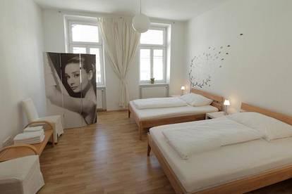 Schöne, helle Wohnung in Wien