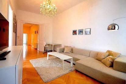 Wiener Apartment in zentraler Lage nahe Rochusmarkt