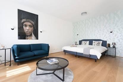 Traumwohnung mit Klimaanlage und Balkon