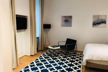 Design Apartment nahe WU und Messe Wien