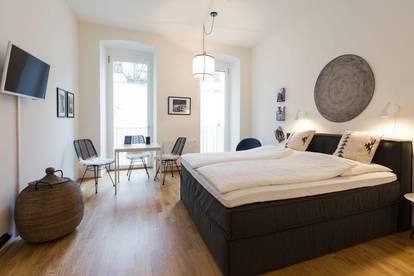 Hochwertig ausgestattetes, stylishes Apartment