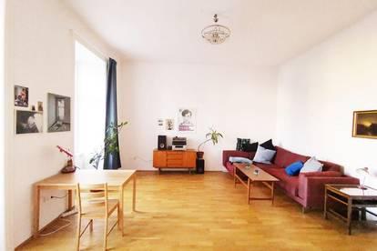 Zentrale und helle Beletage Wohnung