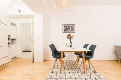 Schöne Wohnung mit einem Schlafzimmer