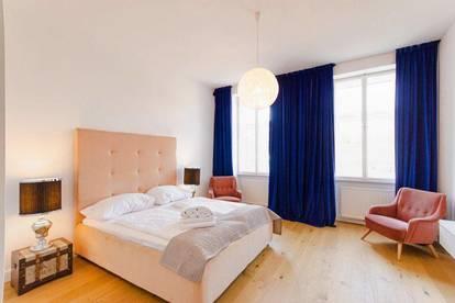 Studio-Apartment in der Nähe der berühmten Einkaufsstraße Mariahilfer Straße