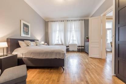Elegante, ruhige 4-Zimmer-Wohnung mit Balkon