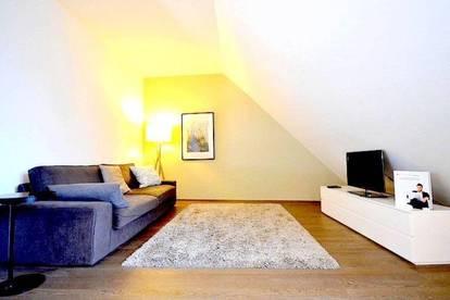 Möblierte Wohnung in Wien Zentrum, nahe Stadtpark