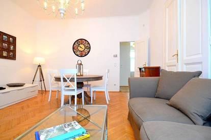 Preiswerte 2-Zimmer-Wohnung mit neuen Möbeln in der Nähe von Schloss Schönbrunn