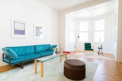 Design Apartment mit großartiger Aussicht