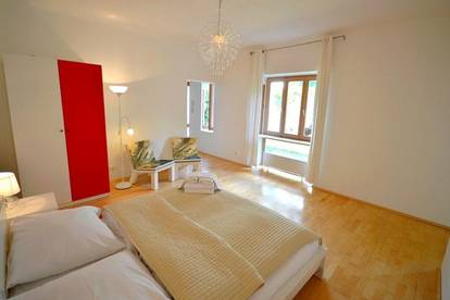Apartment in grüner Lage in Wien, Hietzing