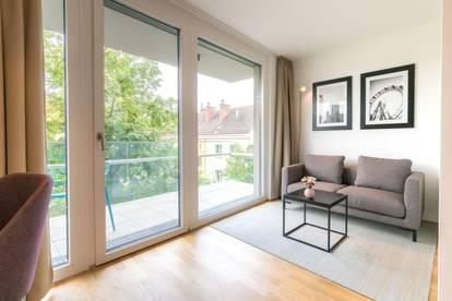 Stylisches Apartment mit Terrasse