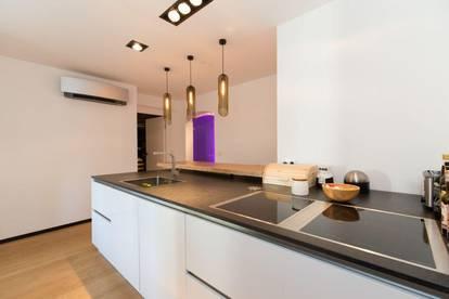 Superluxus 120m² Wohnung mit Luxus Wihrlpool am Balkon im Herzen von Innsbruck
