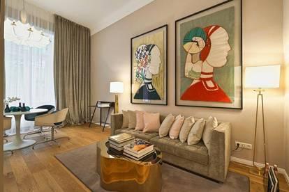 Charmantes Apartment mit Wendeltreppe auf 2 Ebenen