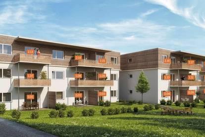 Pinsdorf, geförderte 2 Zimmer Dachgeschoßwohnung, Top 2.15