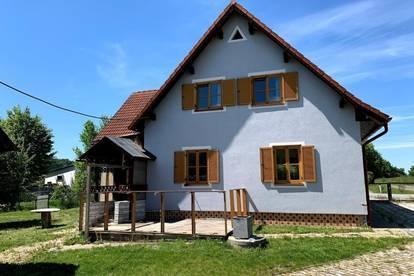Sonniges Einfamilienhaus - Ideal für geschickte Handwerker / Pendler / AD-Reisende
