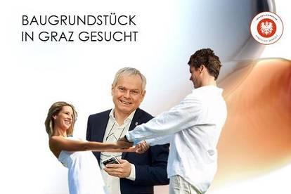 Baugrund für ein Einfamilienhaus im Südwesten der Metropolregion Graz zu kaufen gesucht !