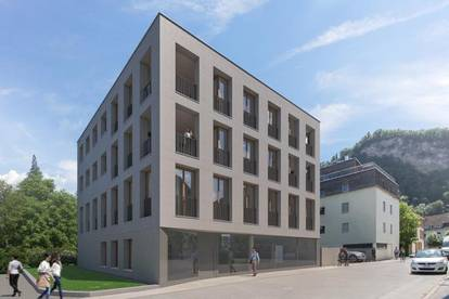Wohn & Geschäftshaus Schweizerstraße in Hohenems