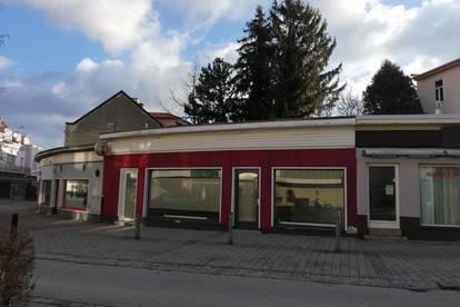 Geschäfslokale im Zentrum von Neunkirchen zu vermieten!