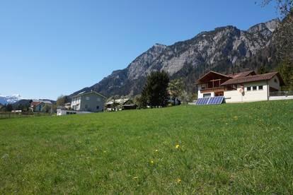 Sonniges Einfamilienhaus Grundstück mit 765 m²