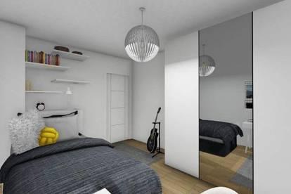 Hatting - Neubauprojekt: 3 Zimmer Wohnung mit Balkon