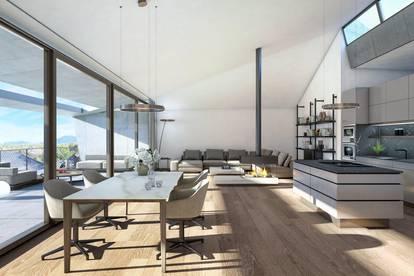 Design-Penthouse für vollendetes Wohngefühl