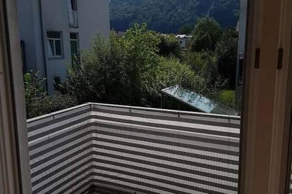 3-Zimmerwohnung mit Balkon und Gaisbergblick in sehr zentraler Lage