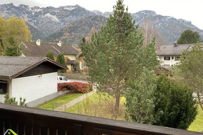 Bergblick inklusive - charmante 2-Zimmerwohnung in Großgmain
