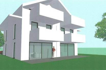Projekt in Planung - Penthousefeeling in Adnet - sehr hohe Wohnqualität - unglaublicher Ausblick