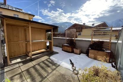 Maisonette mit Terrasse, Garten und Tiefgarage im Zentrum von St. Johann/Pongau