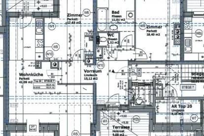Provisionsfreie Wohnung mit 3 Zimmer und Garage in der Luzegasse 1110 Wien zu vermieten!