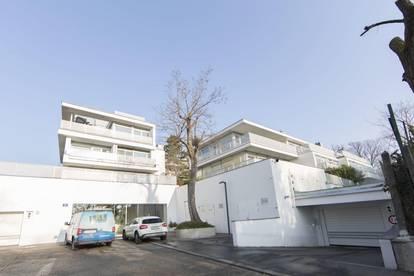 Wohnen im Grünen! Exklusive 6 Zimmer Wohnung mit großer Dachterrasse zu vermieten