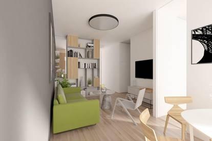 smart aufgeteilte Gartenwohnung mit 3 Zimmern zu VERKAUFEN!