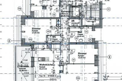 Provisionsfreie EINSTEIGERWOHNUNG mit 4 Zimmern in 1110 Wien zu vermieten!