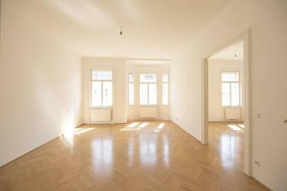 TOP SANIERTE Altbauwohnung mit 5-Zimmern in 1050 Wien unbefristet zu vermieten! Ideal für eine WG oder große Familien