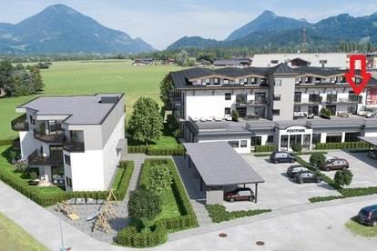 Ebbs: Südlich ausgerichtete 2-Zimmer Wohnung mit Balkon Top 2 09 - inklusive Parkplatz