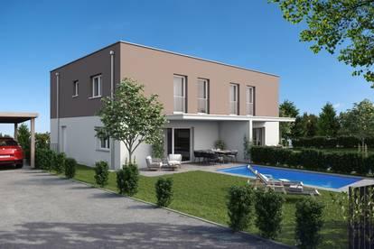 NEULICHTENBERG  - neue Doppelhaushälfte