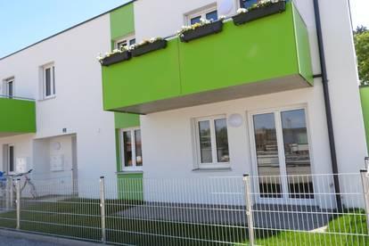 Moderne Balkonwohnung inkl. Küche