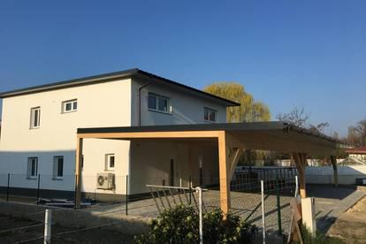 Erstbezug-Doppelhaus schlüsselfertig Nähe Bahnhof Tullnerfeld MIETE oder KAUF