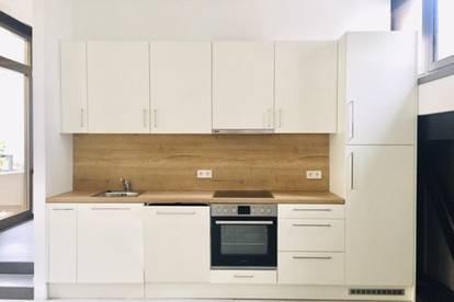Traumhaftes LOFT 54 m² mit hofseitiger TERRASSE 50 m²! PROVISIONSFREI! Erstbezug