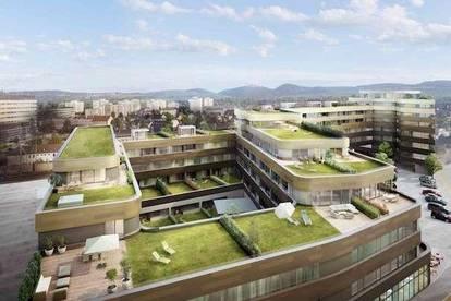 Provisionsfreie 4 Zimmerwohnung mit Dachterrasse | TOP C 302