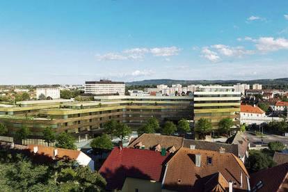 Provisionsfreie 3 Zimmerwohnung | Blick auf Stift Göttweig und die Wachau | TOP A 406