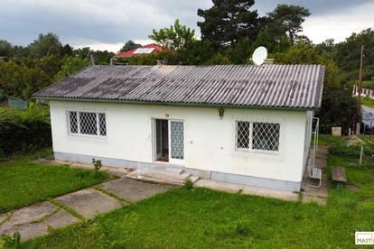 Gut erhaltenes Einfamilienhaus in Stasshof sucht neuen Hausherrn - Nähe Wien