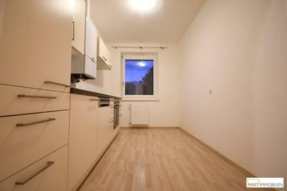 Befristet vermietete Anlagewohnung in Ebergassing - inkl. Neuer Küche mit Geräten & neuer Vaillant Therme