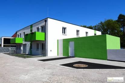 Kurz vor Fertigstellung - 3 Zimmer ERSTBEZUG inkl. EWE Küche & Stellplatz in Michelhausen