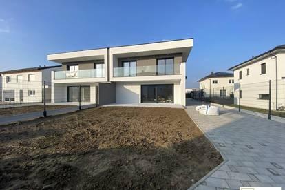Neue Gelegenheit! Moderne Doppelhaushälfte mit exklusiver Ausstattung beim Bahnhof Tullnerfeld in Pixendorf