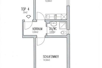 Nette 2-Zimmerwohnung in Zams bei Landeck