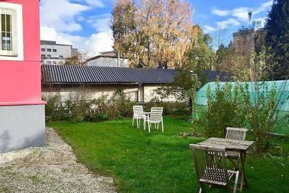 SBG-Maxglan: Sonnige 3-Zi.-Whg. mit KfZ-Stellplatz und Gartennutzung