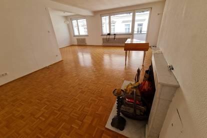 Helle Wohnung in Wien 8. Bezirk Josefstadt 112,89 m² + Balkon 7,5 m² + Garagenstellplatz PROVISIONSFREI