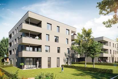 3-Zimmer Terrassenwohnung (Top B07)